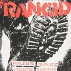 Hooligans - Crane Fist - Leicester Sq - Backslide - Vinile 7'' di Rancid