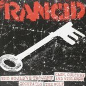 Who Would've Thought - Cash, Culture & Violence - Cocktails - the Wolf - Vinile 7'' di Rancid