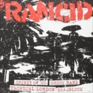 Spirit of '87 - Ghost Band - Tropical London - Roadblock - Vinile 7'' di Rancid