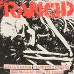 Devil's Dance - Clockwork Orange - Empros Lap Dog - 100 Years - Vinile 7'' di Rancid