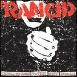 Things to Come - Tattoo - Endrina - Stop - Vinile 7'' di Rancid