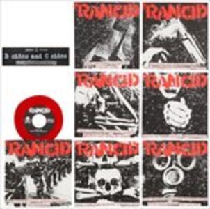 B Sides and C Sides - Vinile 7'' di Rancid