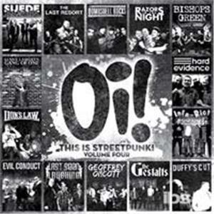 Oi! This Is Streetpunk 4 - Vinile LP