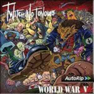 World War Live - Vinile LP di Twitching Tongues