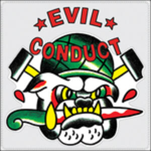 That Old Tattoo (Shaped) - Vinile LP di Evil Conduct