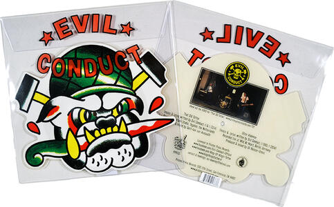 That Old Tattoo (Shaped) - Vinile LP di Evil Conduct - 2