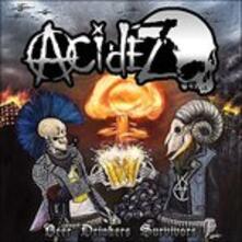 Beer Drinkers Survivors - CD Audio di Acidez