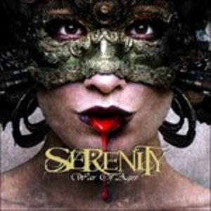 War of Ages - CD Audio di Serenity