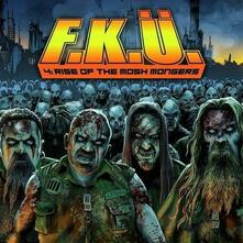 4. Rise Of The Mosh Mongers - CD Audio di FKÜ