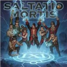Das Schwarze IXI - CD Audio di Saltatio Mortis