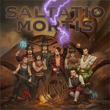 Das Schwarze (Limited) - CD Audio di Saltatio Mortis