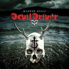 Winter Kills (Digibook Limited Edition) - CD Audio + DVD Audio di Devildriver