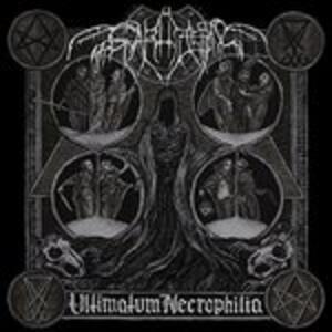 Ultimatium Necrophilia - CD Audio di Svarttjern