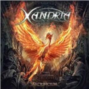 Sacrificium (Digibook) - CD Audio di Xandria