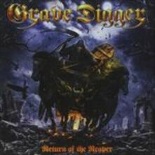 Return of the Reaper - CD Audio di Grave Digger