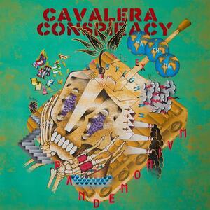 Pandemonium (Digipack Limited Edition) - CD Audio di Cavalera Conspiracy