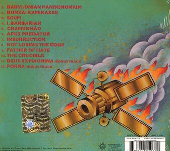 Pandemonium (Digipack Limited Edition) - CD Audio di Cavalera Conspiracy - 2