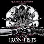 Cover CD Colonna sonora L'uomo con i pugni di ferro