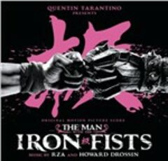 CD The Man with the Iron Fists (Colonna Sonora) (Instrumental) RZA Howard Drossin