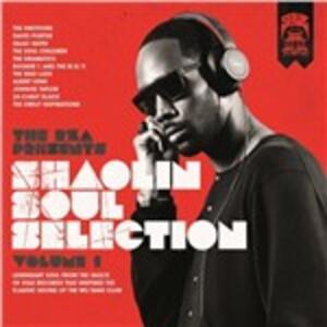 RZA presents Shaolin Soul Selection vol.1 - CD Audio