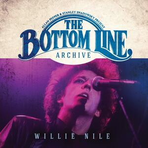 Bottom Line Series. 1980 - CD Audio di Willie Nile