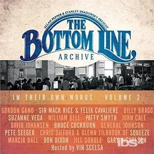 Bottom Line Archive vol.2 - CD Audio