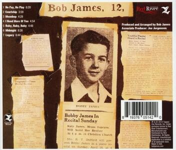 12 - CD Audio di Bob James - 2