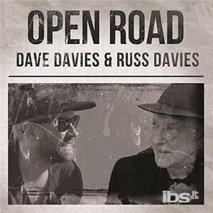 Open Road - Vinile LP di Dave Davies
