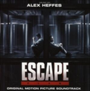 Escape Plan (Colonna Sonora) - CD Audio