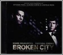 Broken City (Colonna Sonora) - CD Audio