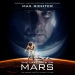 Cover CD Last Days On Mars