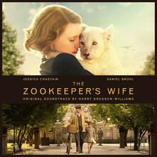 Zookeeper's Wife (Colonna sonora) - CD Audio di Harry Gregson-Williams