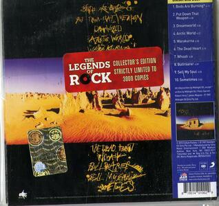 Diesel and Dust - CD Audio di Midnight Oil - 2