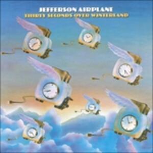 Thirty Seconds Over Winterland - CD Audio di Jefferson Airplane