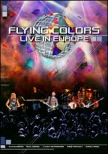 Flying Colors. Live in Europe - Blu-ray