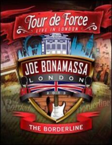 Joe Bonamassa. Tour de Force. London. The Borderline - Blu-ray
