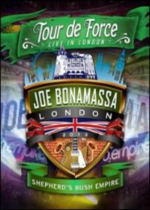 Joe Bonamassa. Tour de Force. London. Shepherd's Bush Empire - DVD
