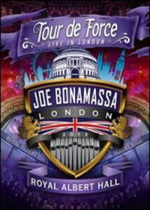 Joe Bonamassa. Tour de Force. London. Royal Albert Hall - DVD