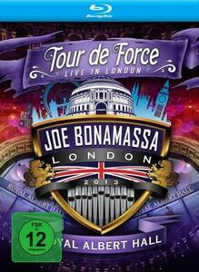 Joe Bonamassa. Tour de Force. London. Royal Albert Hall - Blu-ray