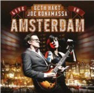 Live in Amsterdam - Vinile LP di Joe Bonamassa,Beth Hart