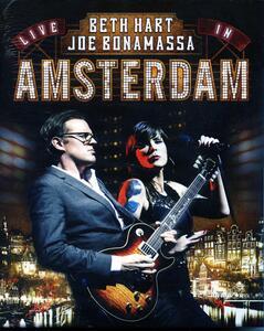 Beth Hart, Joe Bonamassa. Live In Amsterdam (2 DVD) - DVD