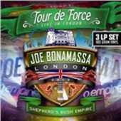 Vinile Tour de Force. Live in London: Shepherd's Bush Empire Joe Bonamassa
