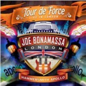 Tour de Force. Live in London: Hammersmith Apollo - CD Audio di Joe Bonamassa