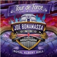 Tour de Force. Live in London: Royal Albert Hall - CD Audio di Joe Bonamassa