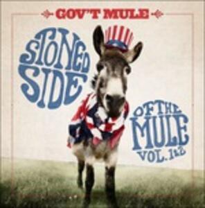 Stoned Side of the Mule vol. 1 & 2 - Vinile LP di Gov't Mule