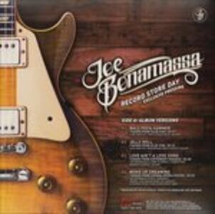 Joe Bonamassa - Record Store Day Exclusive - Vinile LP di Joe Bonamassa