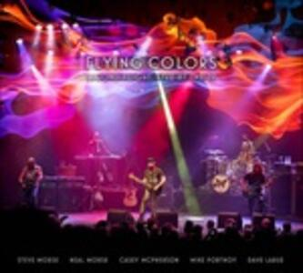 Second Flight. Live at the Z7 - CD Audio + Blu-ray di Flying Colors