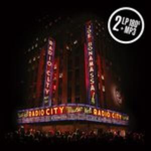 Live at Radio City Music Hall - Vinile LP di Joe Bonamassa