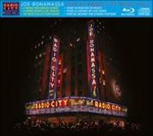 Live at Radio City Music Hall - CD Audio + Blu-ray di Joe Bonamassa