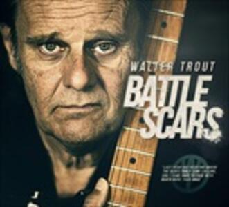 Battle Scars - Vinile LP di Walter Trout